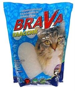 Brava - Наполнитель Классик, силикагель - фото 10072
