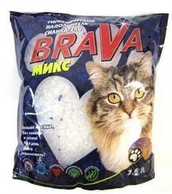 Brava - Наполнитель Микс, силикагель - фото 10075