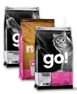 GO! Natural Holistic - Сухой корм для кошек (холистик меню) Go & Now Natural Holistic Menu - фото 4999