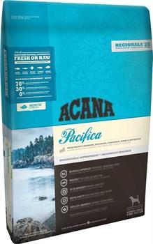 Acana Regionals - Сухой беззерновой корм для собак всех пород гипоаллергенный Pacifica Dog - фото 5025