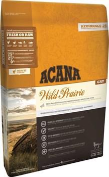 Acana Regionals - Сухой корм для кошек всех пород и возрастов (курица) Wild Prairie Cat - фото 5035