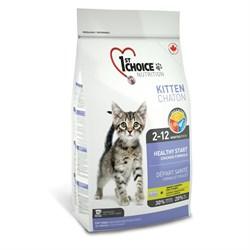 "1St Choice - Сухой корм для котят ""Здоровый старт"" (цыпленок) - фото 5044"