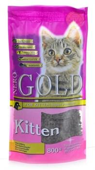 Nero Gold Super Premium - Сухой корм для котят (с курицей) Kitten Chicken - фото 5090
