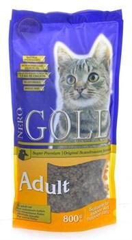 Nero Gold Super Premium - Сухой корм для кошек (с курицей) Cat Adult Chicken - фото 5091
