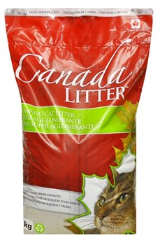 "Canada Litter - Наполнитель комкующийся ""Запах на замке"" для кошек (с ароматом лаванды) Scoopable Litter - фото 5135"