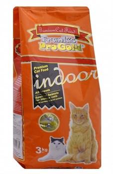 Frank's ProGold - Сухой корм для домашних и кастрированных кошек Indoor - фото 5163