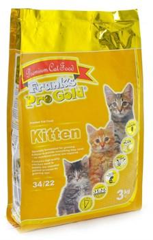 Frank's ProGold - Сухой корм для котят (с курицей) Kitten - фото 5164