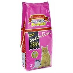 """Frank's ProGold - Сухой корм для чувствительных кошек """"Ягненок по-голландски"""" Sensitive - фото 5167"""