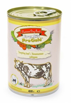 "Frank's ProGold - Консервы для кошек ""Аппетитная говядина"" Tempting beef Adult Cat Recipe - фото 5168"