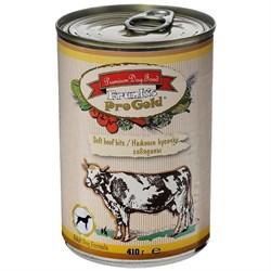 """Frank's ProGold - Консервы для собак """"Нежные кусочки говядины"""" Soft beef bits Adult Dog Recipe - фото 5175"""