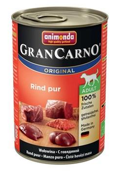 Animonda - Консервы для взрослых собак (с говядиной) GranCarno Original Adult - фото 5256