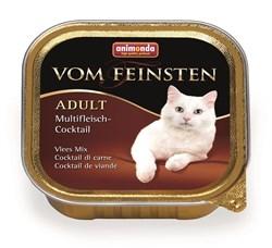 Animonda - Консервы для взрослых кошек (коктейль из разных сортов мяса) Vom Feinsten Adult - фото 5263