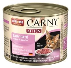 Animonda - Паштет для котят CARNY Kitten Baby-Pate - фото 5274