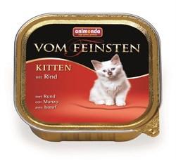 Animonda - Консервы для котят (с говядиной) Vom Feinsten Kitten - фото 5277
