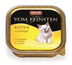 Animonda - Консервы для котят (с домашней птицей) Vom Feinsten Kitten - фото 5280
