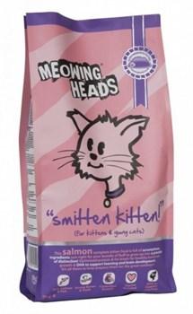 """Barking Heads - Сухой корм для котят """"Поразительный котенок"""" (с лососем, курицей и рисом) Smitten Kitten (Salmon) - фото 5387"""
