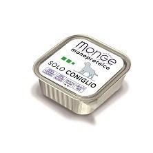 Monge - Консервы для собак (паштет из кролика) Dog Monoproteico Solo - фото 6036