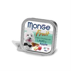 Monge - Консервы для собак (ягненок с яблоком) Dog Fruit - фото 6046