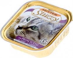 Mr. Stuzzy - Консервы для кошек (с ветчиной) - фото 6065