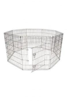 Papillon - Клетка - загон для щенков, 80*100см (Puppy cage 8 panels) - фото 6080