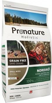 Pronature Holistic GF - Сухой корм для собак Нордико (мелкие гранулы) - фото 6132