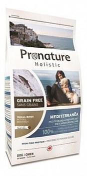 Pronature Holistic GF - Сухой корм для собак Средиземноморское меню (мелкие гранулы) - фото 6134
