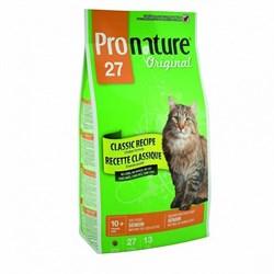 Pronature Original - Пронатюр 27 сухой корм для кошек, облегченный (цыпленок) - фото 6142