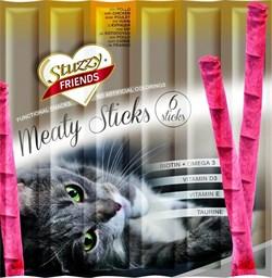 Stuzzy - Палочки для кошек стерилизованных (курица) FRIENDS - фото 6208