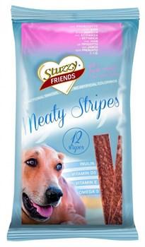 Stuzzy - Полосочки для собак (ветчина) FRIENDS Meaty Stripes - фото 6221
