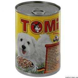 Tomi - Консервы для собак (3 вида птицы) - фото 6232