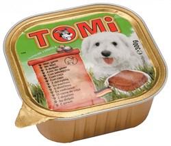Tomi - Консервы для собак (с дичью) - фото 6236
