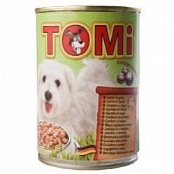 Tomi - Консервы для собак (с ягненком) - фото 6238