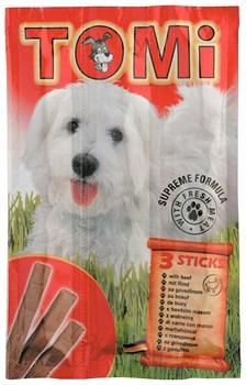 Tomi - Палочки для собак 3 шт (с говядиной) - фото 6245