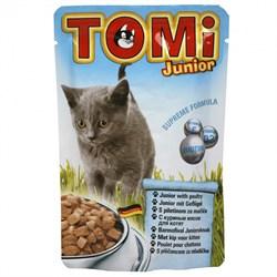 Tomi - Паучи для котят - фото 6247