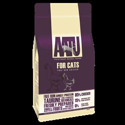 AATU - Сухой корм для кошек (с курицей) CHICKEN - фото 6425