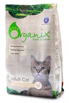 Organix - Сухой корм для кошек (с курицей) Adult Cat Chicken - фото 8272