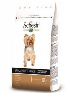 Schesir - Сухой корм для собак мелких пород (курица) - фото 8464