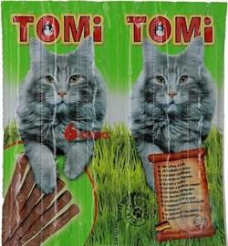 Tomi - Палочки для кошек 6 шт (с индюшатиной и молодой бараниной) - фото 8509