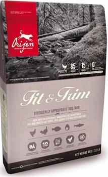 Orijen - Сухой корм для собак с избыточным весом Fit And Trim - фото 9979