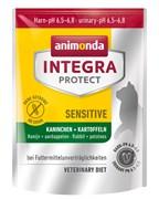 Animonda Integra - Сухой корм Sensitive для кошек при пищевой аллергии
