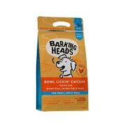 """Barking Heads - Сухой корм для собак малых пород с чувствительным пищеварением """"До последнего кусочка"""" (с курицей и рисом) Bowl Lickin' Chicken Small Breed"""