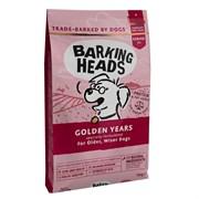 """Barking Heads - Сухой корм для собак старше 7 лет """"Золотые годы"""" (с курицей и рисом) Golden Years"""