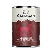 Canagan - Консервы для взрослых собак всех пород (рагу из оленины и дикого кабана) Venison & Wild Boar Stew