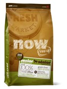 NOW Natural Holistic - Сухой корм беззерновой для пожилых собак малых пород (с индейкой, уткой и овощами) Fresh Small Breed Senior Recipe Grain Free