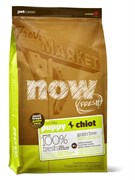 NOW Natural Holistic - Сухой корм беззерновой для щенков малых пород (с индейкой, уткой и овощами) Fresh Small Breed Puppy Recipe Grain Free