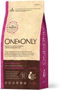 One&Only – Сухой корм для взрослых кошек (утка с бурым рисом) Duck&Rice Indoor