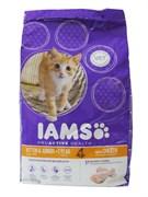 Iams - Сухой корм для котят (с курицей) ProActive Health Kitten & Junior
