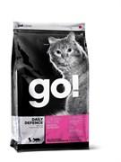 GO! Natural Holistic - Сухой корм для котят и кошек (с цельной курицей, фруктами и овощами) Refresh + Renew Chicken Cat Recipe