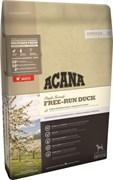 Acana Singles - Сухой беззерновой корм для взрослых собак всех пород (утка с грушей) Free-Run Duck