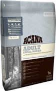 Acana Heritage - Сухой корм для взрослых собак мелких пород Adult Small Breed